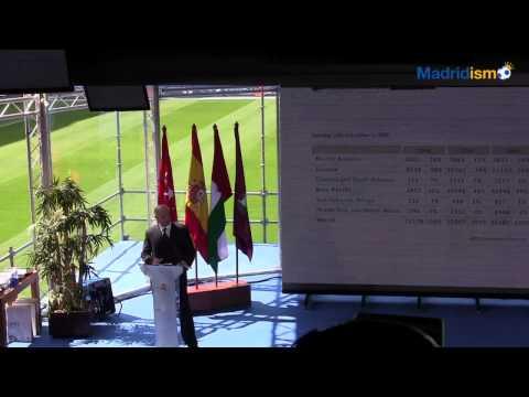 Real Madrid Resort Island Presentation / Presentación