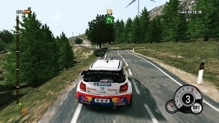 WRC 4 : World Rally Championship 4 :Gameplay e Analise (MAXSETTINGS)