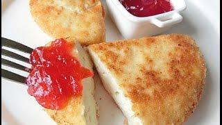 Жаренный сыр сулугуни