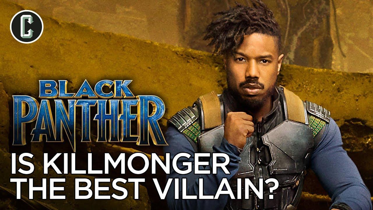 The powerful politics of Killmonger