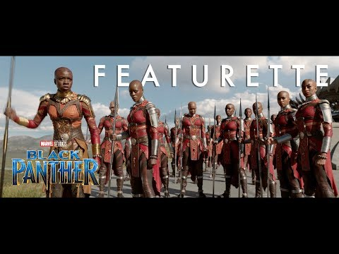 Marvel Studios' Black Panther - Warriors of Wakanda
