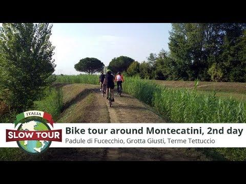 Bike Tour around Montecatini - Day 2   Italia Slow Tour