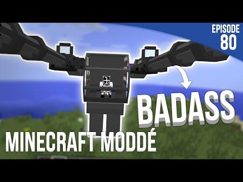 UN ROBOT BADASS !   Minecraft Moddé S3   Episode 80