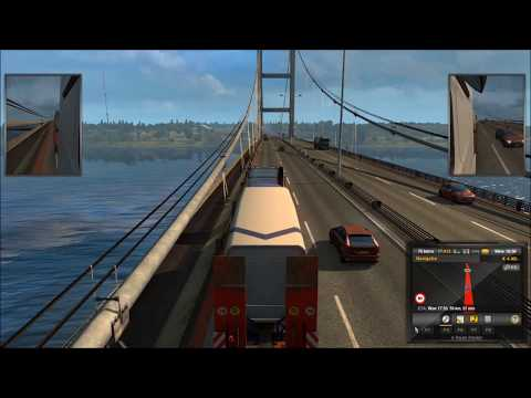 #57 [Euro Truck Simulator 2] Rit van Amsterdam - Grimsby |Game Scenarios|