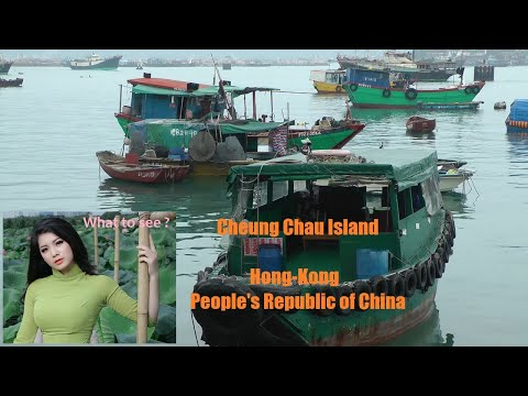 WHAT TO SEE in Cheung Chau Island, Hong-Kong