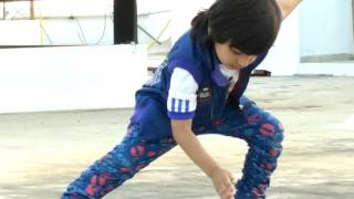 Flying Jatt trailer glimpse by just 04 year old kid