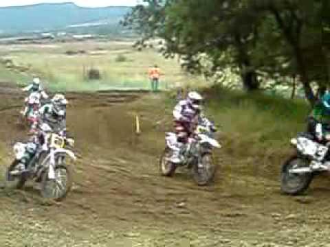 pagosmio prwtathlima motocross Pista Megalopolis 2010