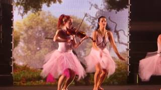 Lindsey Stirling Brave Enough Tour Frankfurt Elements
