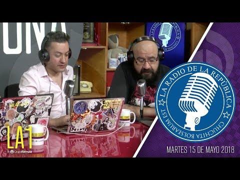 #LA1 - ¡Duarte demandó a Anaya por daño moral! - La Radio de la República - @ChumelTorrres