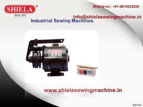 sewing-machine-manufacturers-&-suppliers-in-india