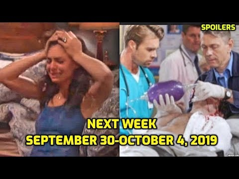 Days Of Our Lives Spoilers Next Week: September 30-October 4, 2019 - DOOL Spoilers 30/9 - 4/10/2019: