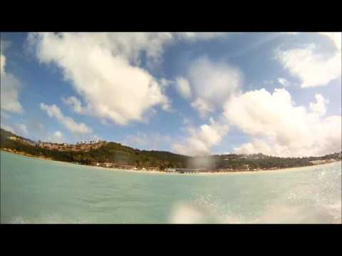 Jetskiing in Antigua