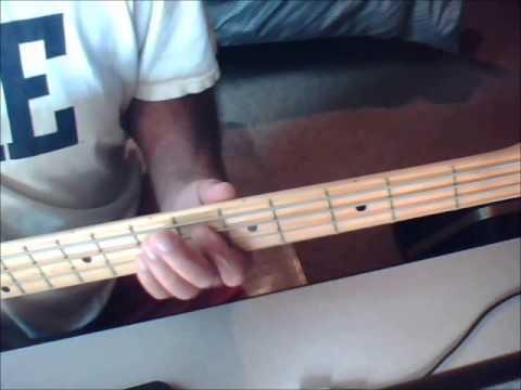 Knee Deep (Bass Cover)