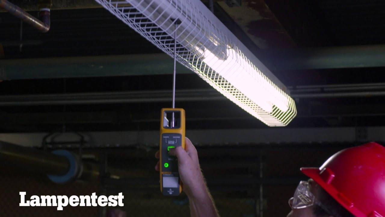 Super Führen Sie alle 5 wichtigen Lampentests in weniger als 30 Sekunden AG41