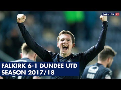 Highlights - Falkirk 6-1 Dundee United