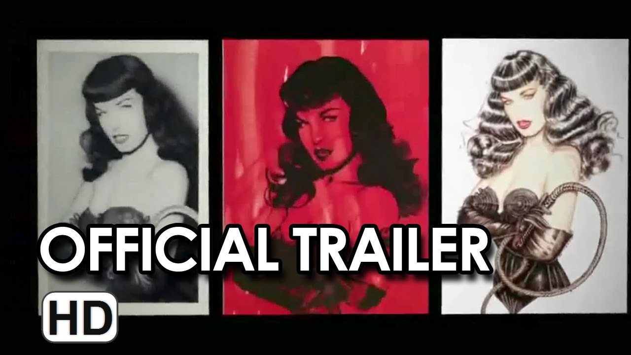 Bettie Page Hd bettie page reveals all official trailer #1 (2013) - hd