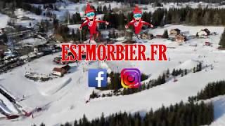 ESF Morbier - Jura - Station les Gentianes