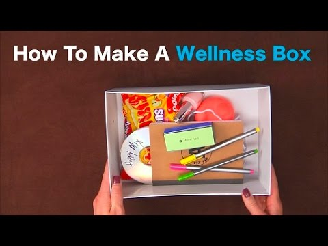 How To Make A Wellness Box