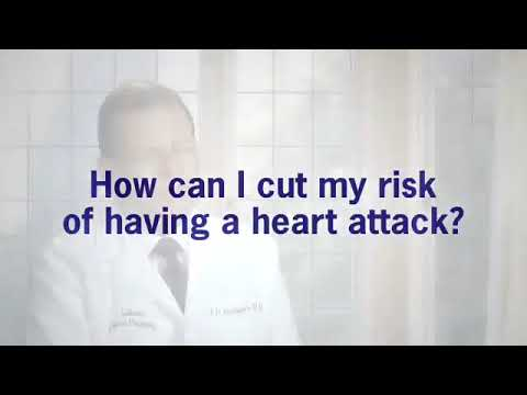 Risk Factors for a Heart Attack