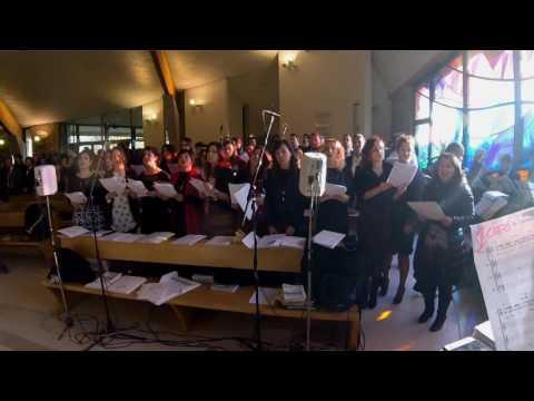 Canti Messa Matrimonio Marco e Giada - Loppiano Santuario Maria Theotokos - 10 dicembre 2016