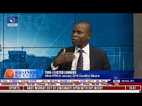 Analyst Explains What IFRS-9 January 2018 Deadline Means Pt 1