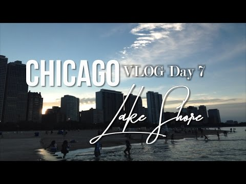 (Chicago) VLOG: Skate Day feat. Lakeshore   Day 7