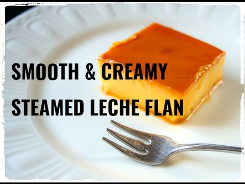 how to make leche flan creamy