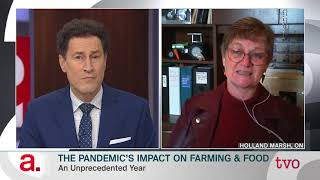 The Pandemic's Impact on Farming and Food