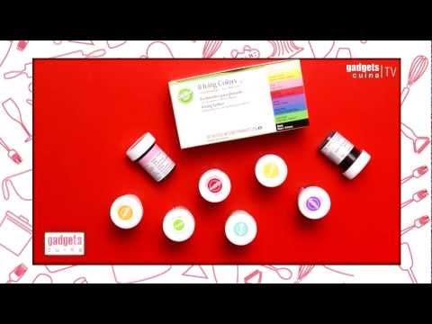 colorants gel wilton youtube - Gel Colorant Wilton