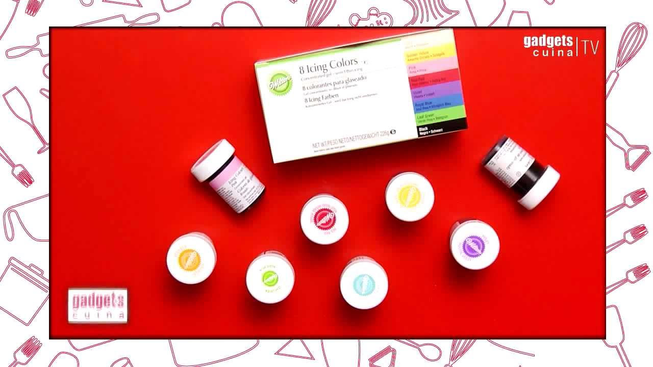 colorants gel wilton - Colorant Wilton