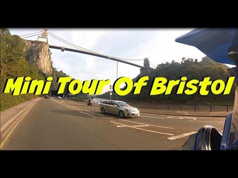 Mini Tour Of Bristol   JamesTheBiker