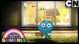 Gumball In Another Awkward Situation | I The Transformation | Gumball | Cartoon Network