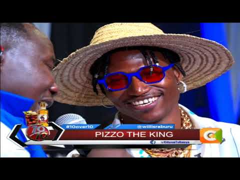 10 OVER 10 |Octopizzo : It's sad that in 2019 we still have people dying of hunger