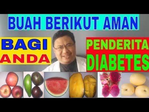 Buah Yang Aman Dikonsumsi  Penderita Diabetes
