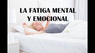 Fisico cansancio y agotamiento