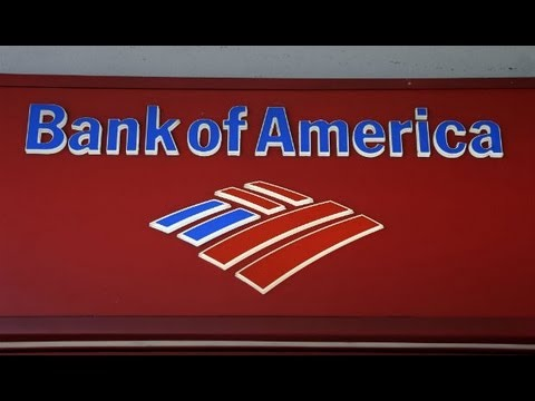 Bank of America Dropped from Dow Jones Industrial Average Index