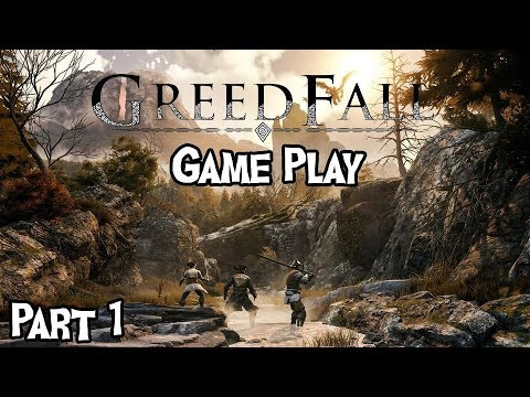 Greed Fall Indonesia Gameplay : Part1 - 동영상