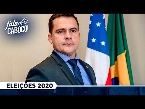 CAPITÃO ALBERTO NETO mostra interesse em ser o NOVO PREFEITO DE MANAUS - Fala Caboco! (20/01/20)