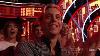 "HD Milo Manheim and Witney ""Quickstep"" - DWTS Week 5: Disney Night 