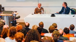 Will Self in conversation with Hanif Kureishi