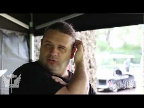 Interview : Corpsegrinder / Cannibal Corpse @ HeavyMTL 2012 Mp3