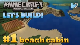 Minecraft PE - Beach Cabin (Let