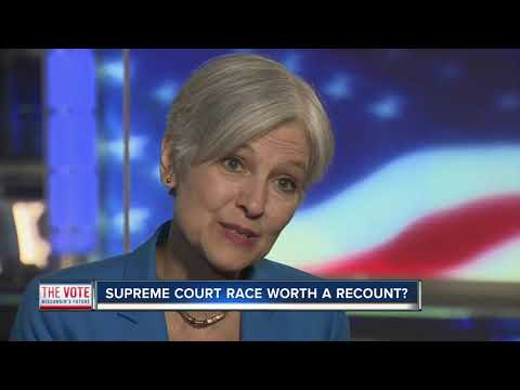 Recount Possible In Wisconsin Supreme Court Race