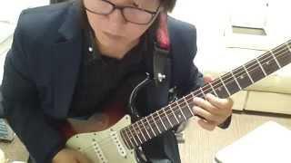 #나훈아#헤어져도사랑만은 #기타리스트 #김인효 기타연주 트로트 Kiminhyo #Korean Guitarist