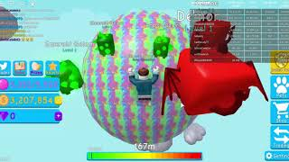 give me pet op and then fly!!!!,Roblox bubblegum simulator