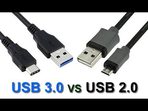 TUTORIAL DIFERENCIA ENTRE PUERTO USB 2.0, 3.0 Y USB C