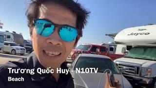 Trương Quôc Huy: Nhà Di Động Xe RV 75 Ngàn Đô Có Gì ?