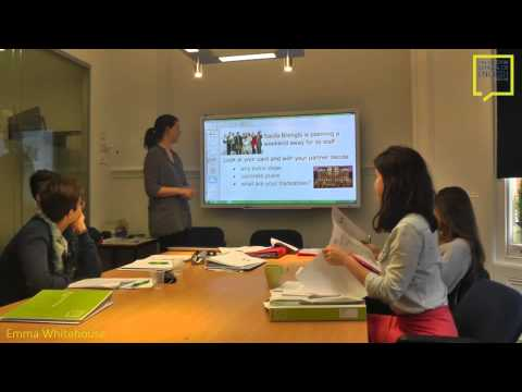 Young Business English at The London School of English by Emma Whitehouse