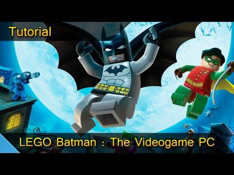 Como baixar Lego Batman : The Videogame PC torrent