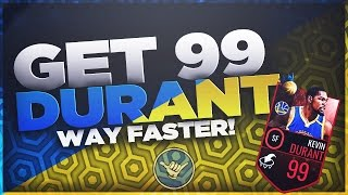 GET 99 KEVIN DURANT FASTER! | NEVER LOSE THE EVENT (GLITCH?) | NBA Live Mobile!